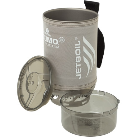 photo: Jetboil 1.8L Sumo Ti FluxRing Companion Cup