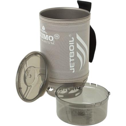 Jetboil 1.8 Sumo Companion Cup - Titanium
