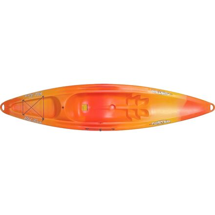 Kayak gonflable sit on top