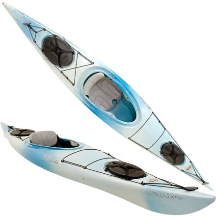 photo: Old Town Cayuga 130 touring kayak