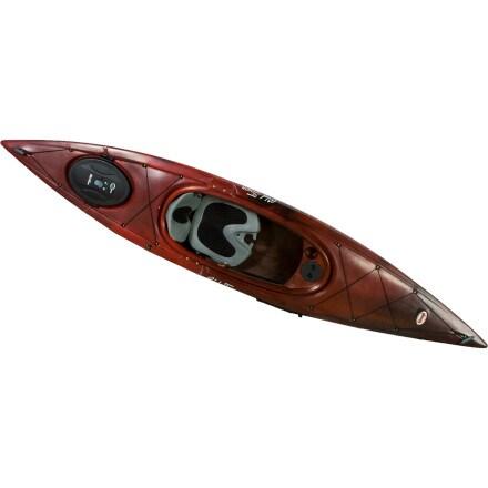 photo: Old Town Dirigo XT 120 recreational kayak