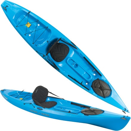 photo: Ocean Kayak Tetra 12 sit-on-top kayak