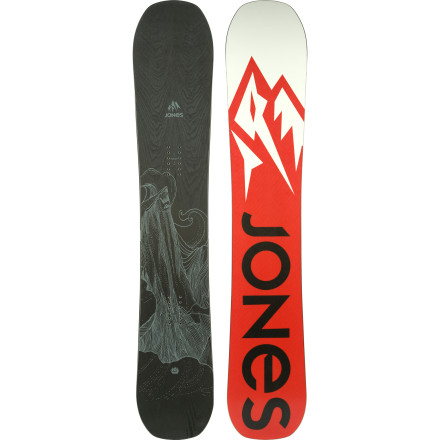 Shop for Jones Snowboards The Flagship Snowboard