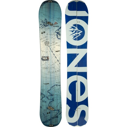Jones Snowboards The Solution Splitboard