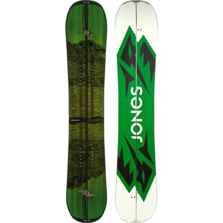 photo: Jones Snowboards Mountain Twin
