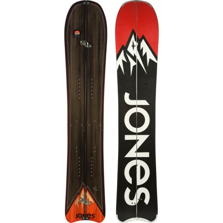 photo: Jones Snowboards Hovercraft Splitboard