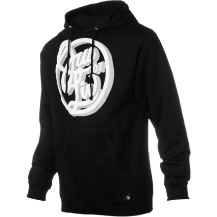 JSLV Dropped Pullover Hoodie - Men's