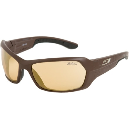 Julbo Dirt Sunglasses - Zebra Photochromic