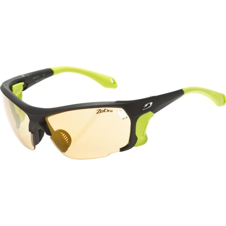 Shop for Julbo Trek Sunglasses - Zebra Antifog Lens