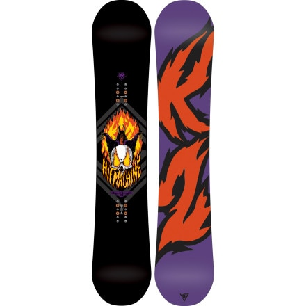 K2 Snowboards Hit Machine Snowboard - Wide