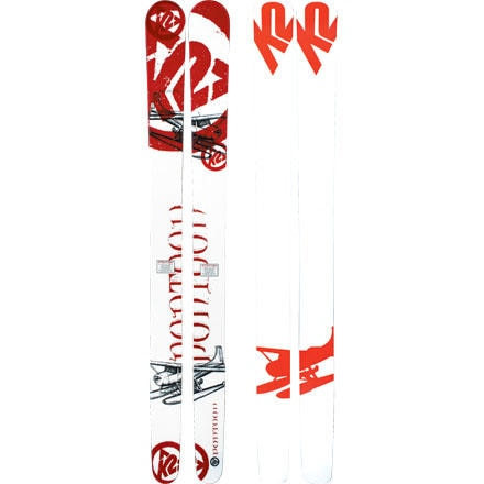 K2 Pontoon Alpine Ski