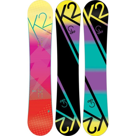K2 GB Pop LTD snowboard