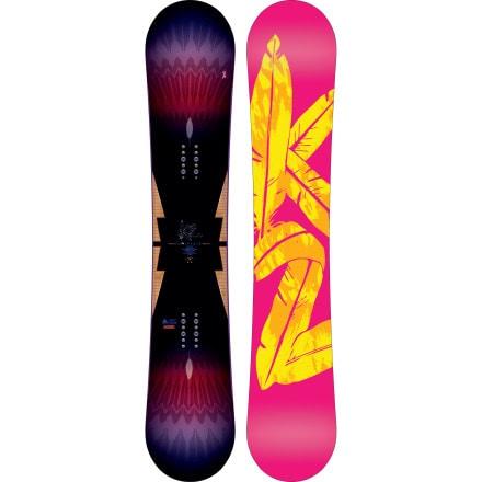 K2 Wolfpack snowboard