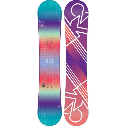 K2 Eco Pop snowboard