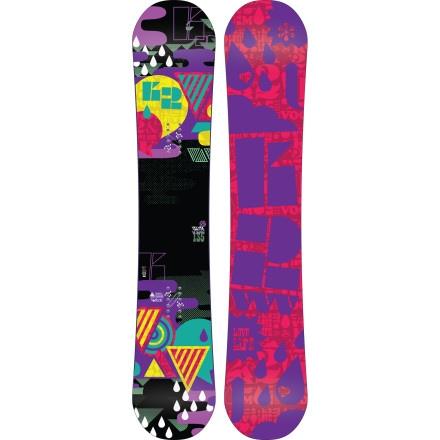 K2 Va Va Voom snowboard