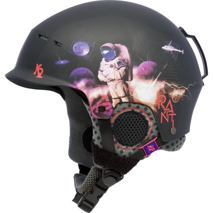 photo: K2 Rant Pro Helmet
