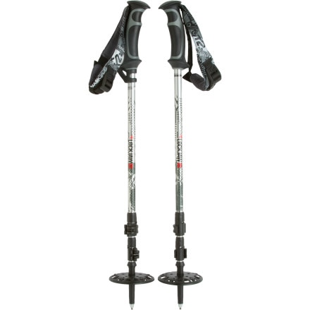 K2 LockJaw 3-Piece Adjustable Pole