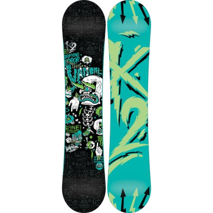 Shop for K2 Snowboards Vandal Snowboard - Kids'