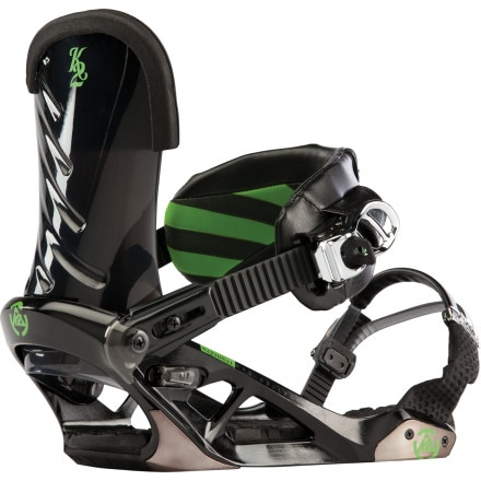 K2 Snowboards National Snowboard Binding
