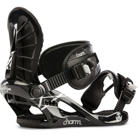 Shop for K2 Snowboards Charm Snowboard Binding - Women's