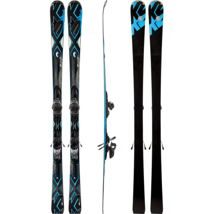 Shop for K2 Velocity Ski with Marker M3 11.0 Binding