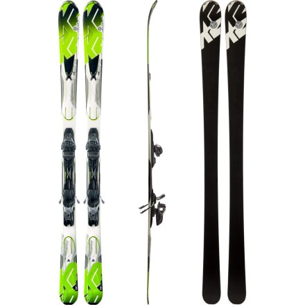Shop for K2 Photon Ski with Marker M3 10.0 Binding