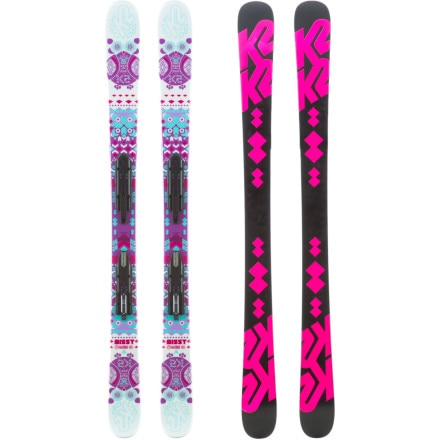 K2 Missy Ski with Fastrak2 7.0 Binding - Girls'