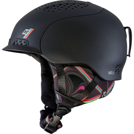 photo: K2 Virtue Snow Helmet