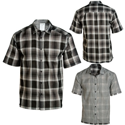 Kavu Double Take Reversible Shirt - Short-Sleeve - Men's