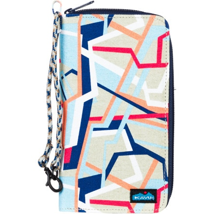 Kavu Clutchable Wallet - Women's