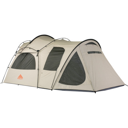 Kelty Frontier 10 x 10 Tent: 6-Person 3-Season