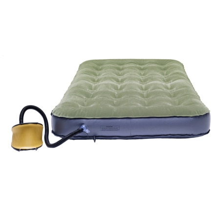 Kelty Good Nite Airbed w/Foot Pump