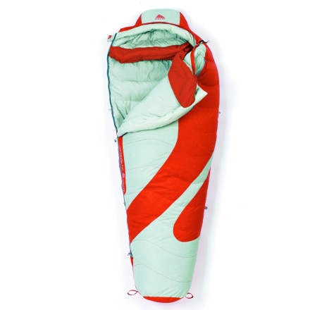 photo: Kelty Women's Light Year Down 0 3-season down sleeping bag