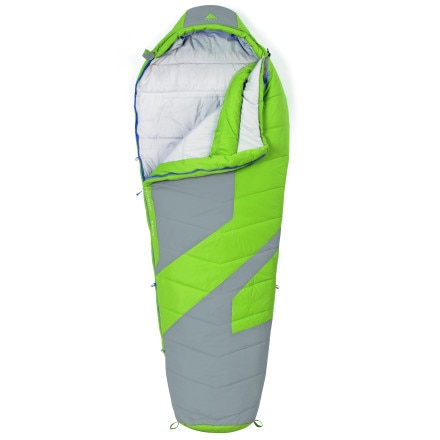 Kelty Light Year XP Sleeping Bag: 20 Degree Synthetic