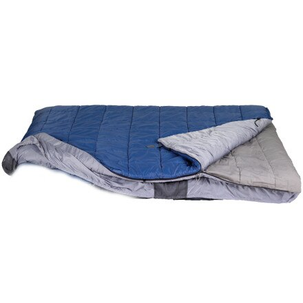 Kelty Satellite Sleeping Bag: 30 Degree Synthetic