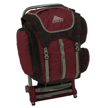 Shop for Kelty Juniors' Tioga 34 External Frame Backpack