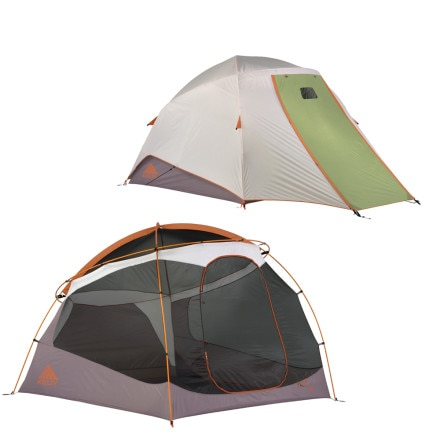 Kelty Hula House 4 Tent 4-Person 3-Season