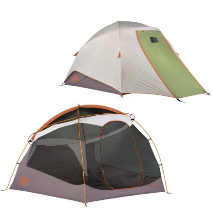 Kelty Hula House 6 Tent 6-Person 3-Season