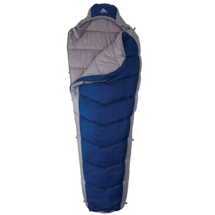 Kelty Light Year XP Sleeping Bag: 40 Degree Synthetic
