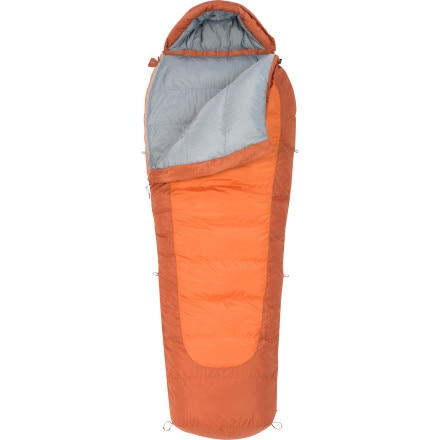Kelty Coromell Sleeping Bag: 0 Degree Down