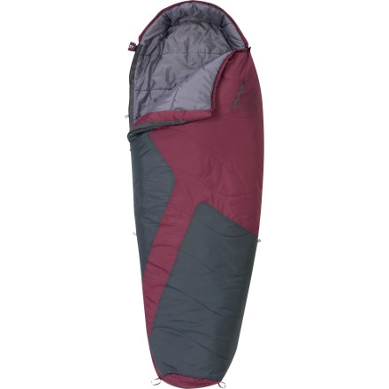 Kelty Mistral 20 Sleeping Bag: 20 Degree Synthetic - Women's