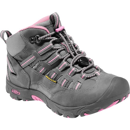 KEEN Alamosa Mid WP Hiking Boots - Girls'