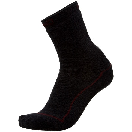 photo: Keen Women's Bellingham Crew Midweight Sock