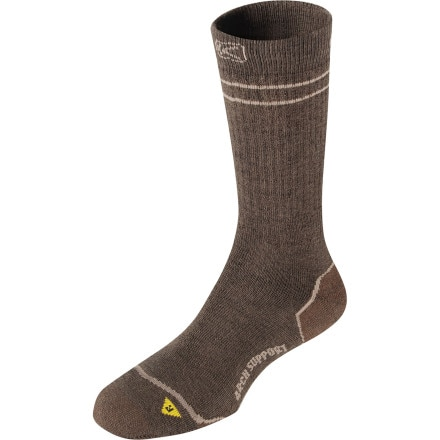 photo: Keen Bellingham Crew Midweight Sock