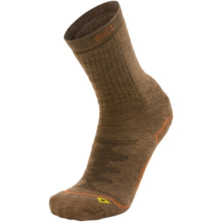 photo: Keen Boulder Canyon Crew Mid Sock hiking/backpacking sock