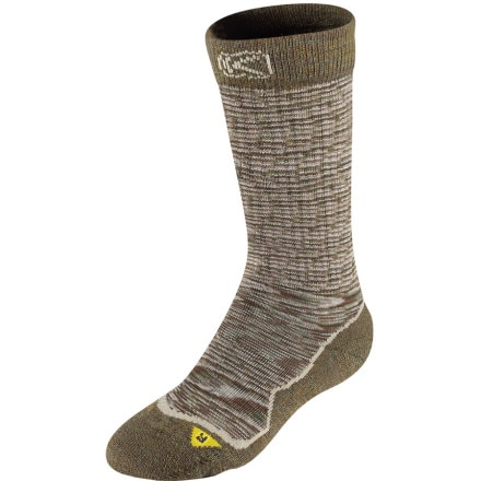 photo: Keen Women's Concord Crew Lite hiking/backpacking sock