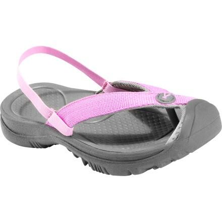 photo: Keen Kids' Waimea H2 flip-flop