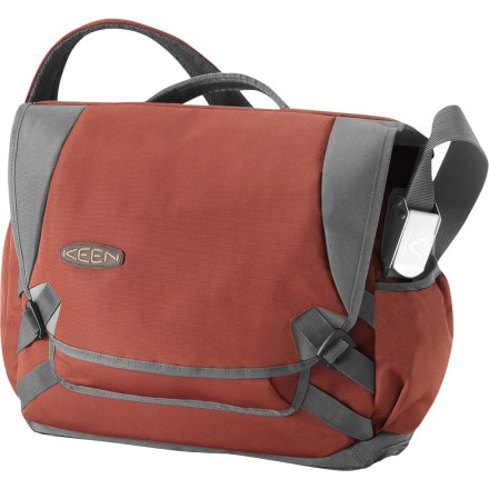 Shop for Keen Harrison 15 inch Check Point Messenger Bag