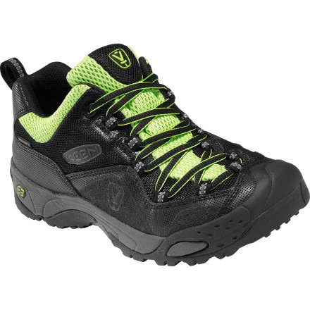 photo: Keen Women's Delaveaga Shoe trail shoe