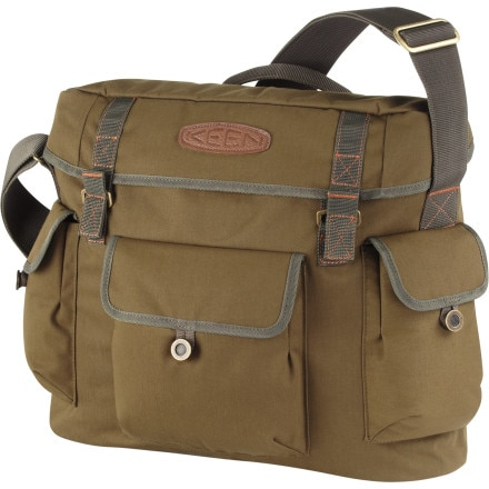 KEEN Ridgely 15 Messenger Bag - 1220cu in